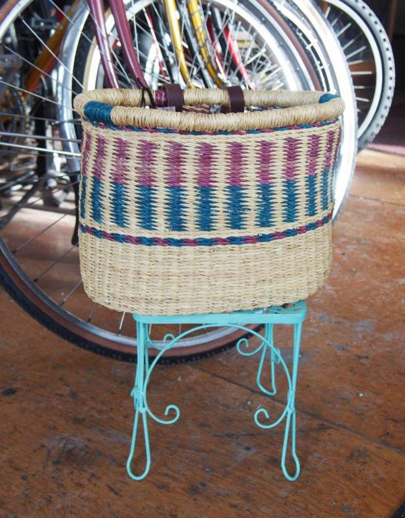 House of Talents House of Talents Oblong Handmade Front Basket