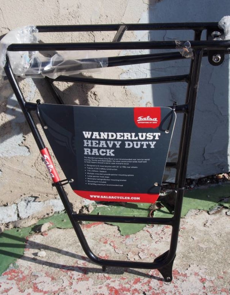 Salsa Salsa Wanderlust Heavy Duty Rear Rack