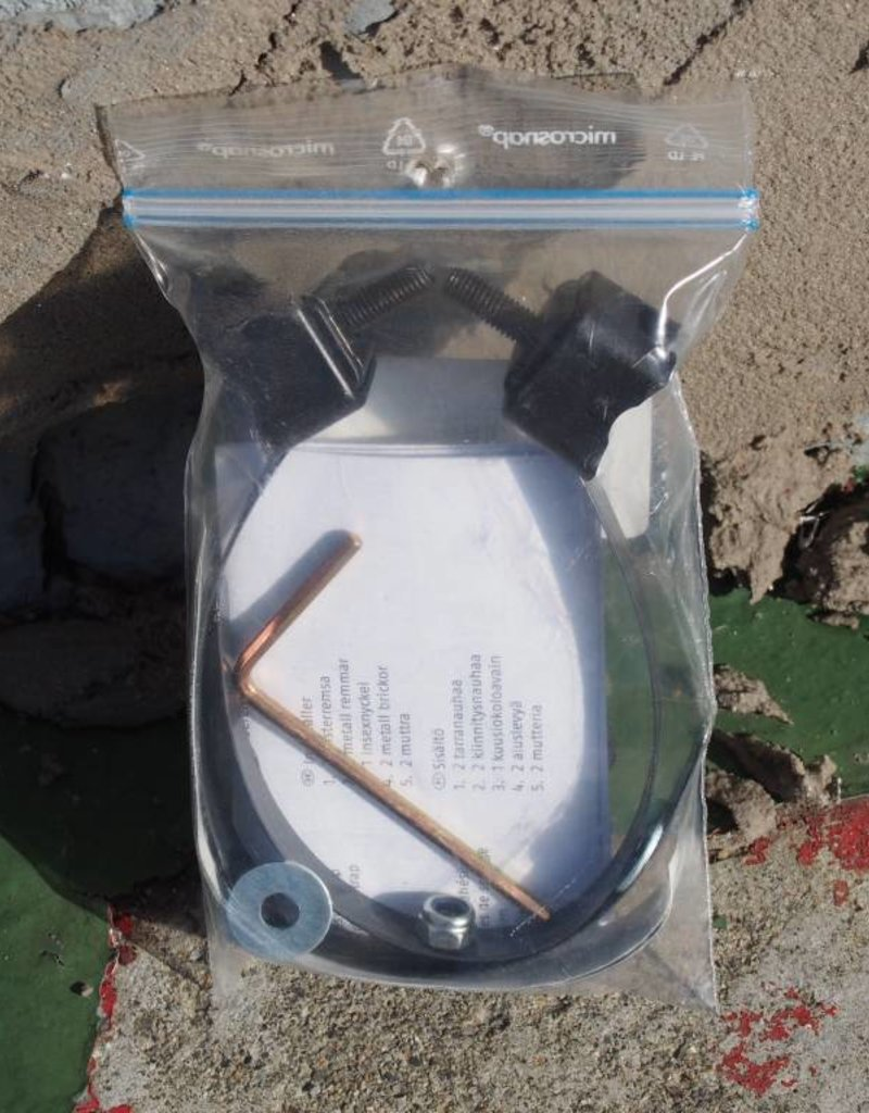 Abus Abus LH Adaptor Frame Lock Tightening Straps