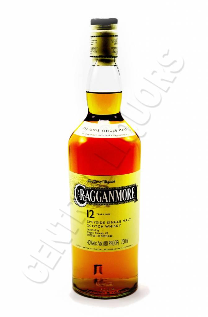 Cragganmore Scotch Whiskey