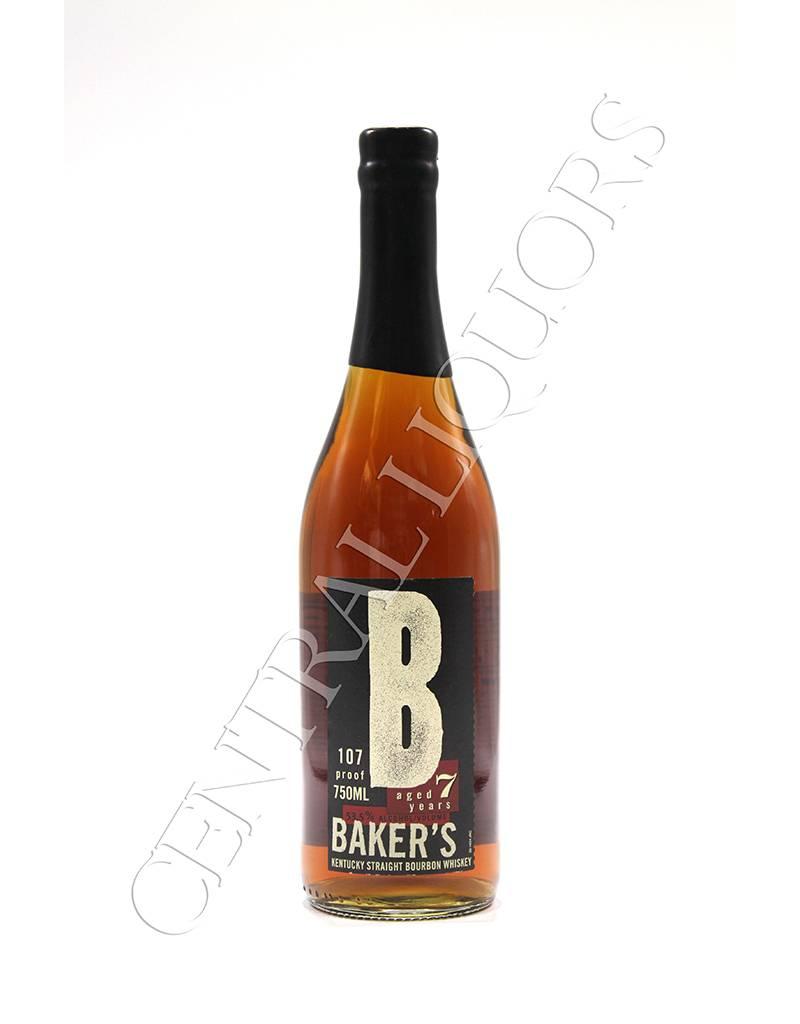 Baker's 7 Year Old Bourbon