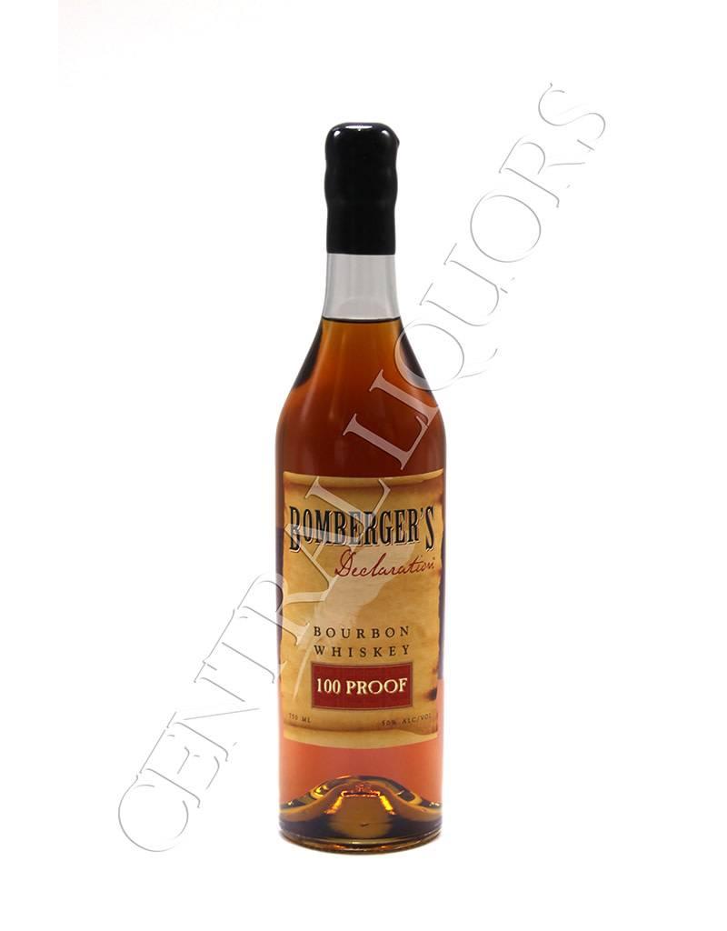 Bombergers Bourbon Whiskey