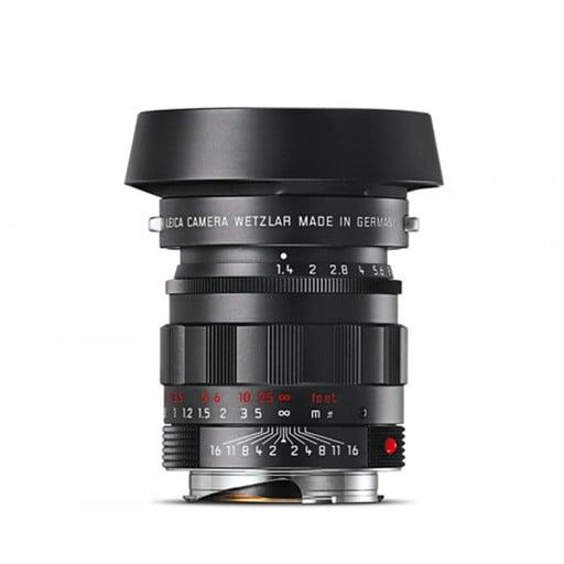50mm / f1.4 ASPH Summilux Black Chrome (E43) (M)