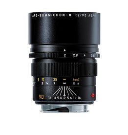 90mm / f2.0 APO ASPH Summicron (E55) (M)