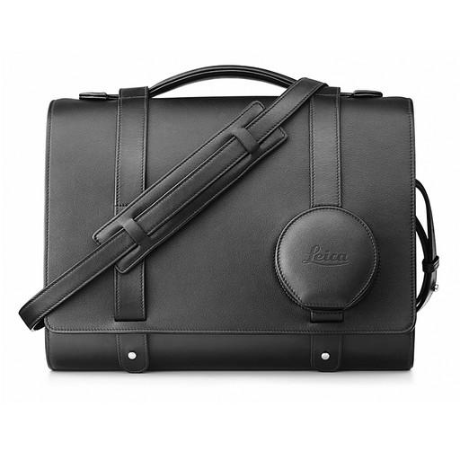 Day Bag - Leather Black Q