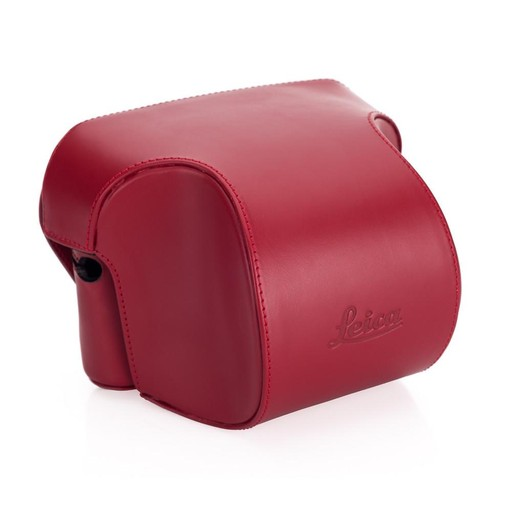 Case - Ever Ready Red Box Calf Leather