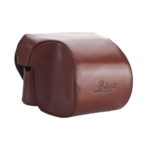 Case - Ever Ready Cognac Naturally Tanned Leather