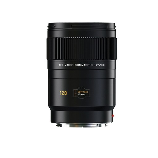 120mm / f2.5 APO CS Macro Summarit (E72) (S)