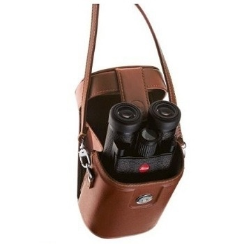 Leather Case for Binocular 10 x 25  (Black)