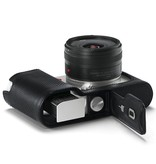 Camera Protector Leather Black (TL)