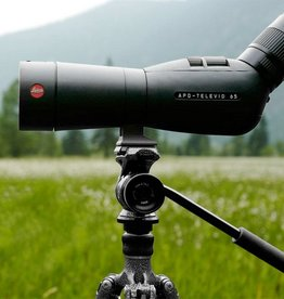 Spotting Scope Set: 65 Angled Televid, 25-50x Eyepiece, Gitzo Series 1 Tripod and Gitzo Two-Way Head