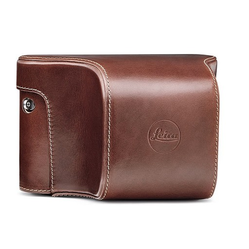 Camera Case - Ever Ready Brown Leather X (Typ 113)
