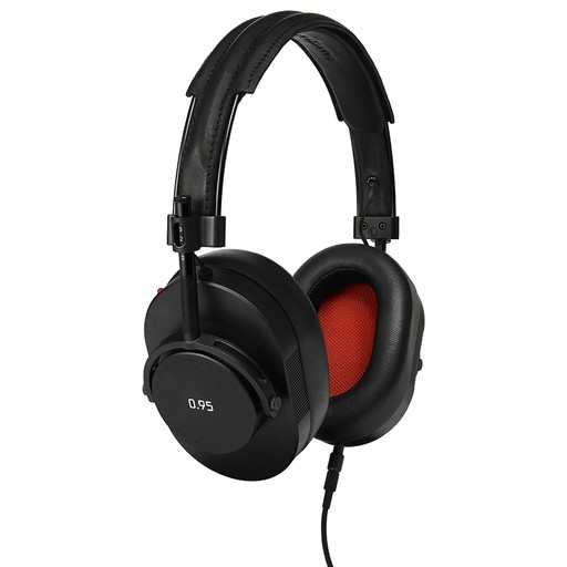 Master & Dynamic for 0.95 MH40B-95 Over-Ear Headphones Black