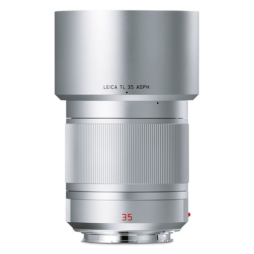35mm / f1.4 ASPH Summilux Silver Anodized (E60) (TL)