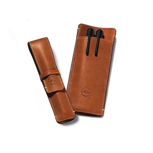 3-Pen Case, Leather Collection
