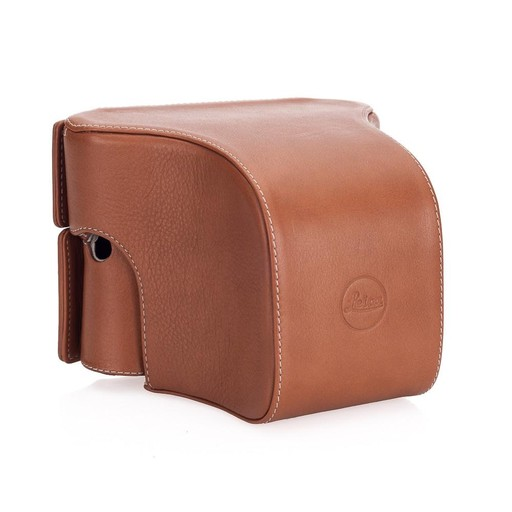 Case - Ever Ready w/Large Front Cognac for M (Typ 240)