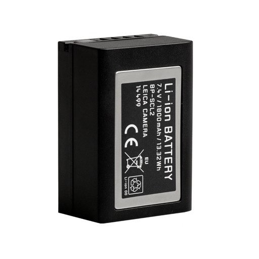 Battery: BP-SCL2 for M (Typ 240)