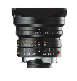 18mm / f3.8 ASPH Super Elmar (E77) (M)