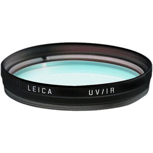 Filter - E60 UVa/IR Filter Black