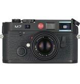M7 0.72 Starter Set with 50mm / f2.0 Black