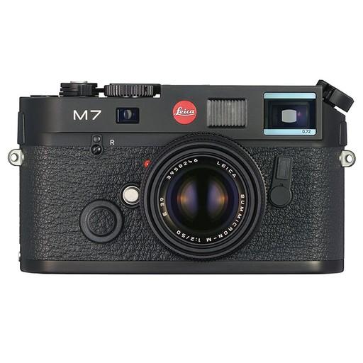 M7 0.72 Starter Set w/ 50mm/f2.0 Black