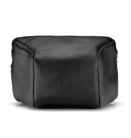 Leather Pouch Black Long M10