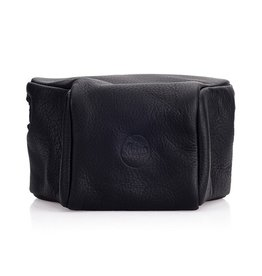 Case: Leather Pouch Black Short M10