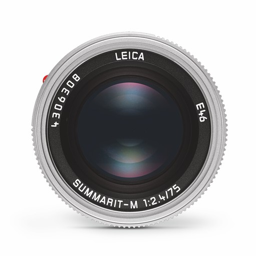 75mm / f2.4 Summarit Silver (E46) (M)