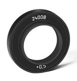 Correction Lens II, -0.5 dpt for M10