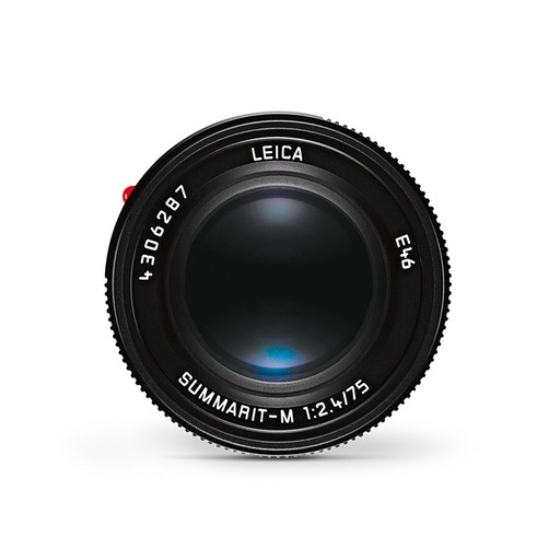 75mm / f2.4 Summarit Black (E46) (M)
