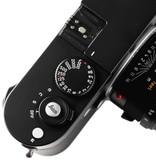 Soft Release Button 'Leica' 8mm Chrome