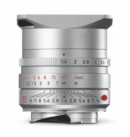 35mm / f1.4 ASPH Summilux Silver (E46) (M)