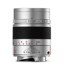 90mm / f2.4 Summarit Silver (E46) (M)
