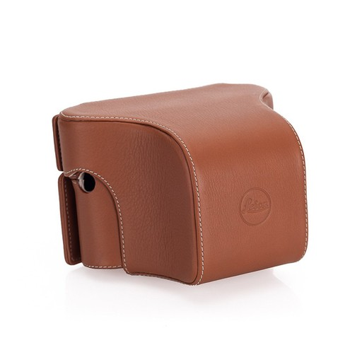 Case - Ever Ready w/ Small Front Cognac M/M-P (Typ 240)