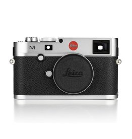 P80-38 Used Leica M (Typ 240) Silver Chrome w/ Original Box & Accessories