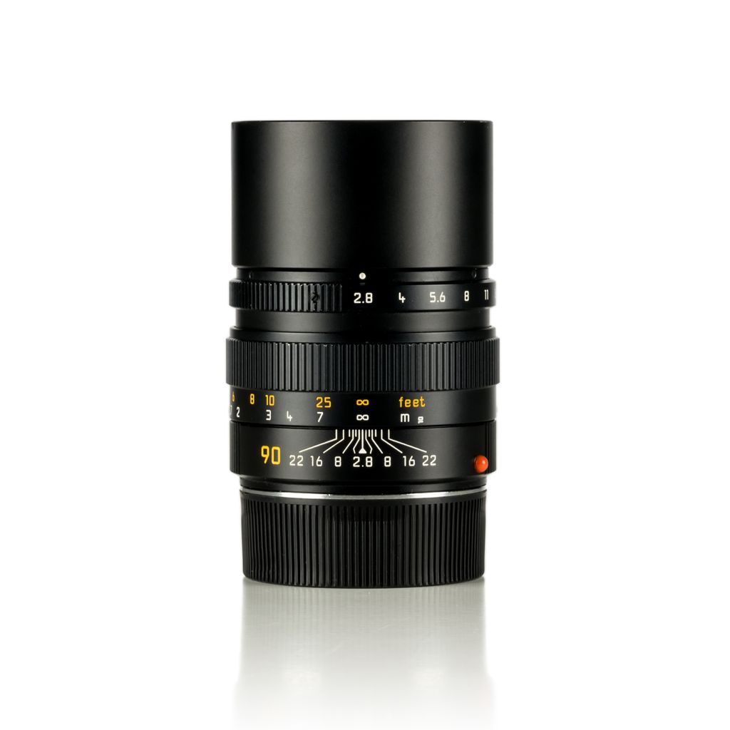 Used Leica 90mm f/2.8 Elmarit-M