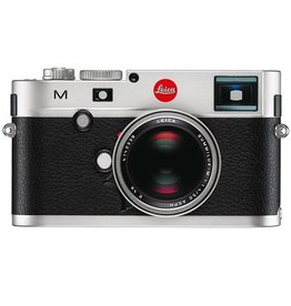 Used Leica M (Typ 240) Silver Chrome w/ Original Box, Thumbs Up