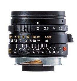 CPO: 28mm / f2.0 ASPH Summicron (E46) (M) 1 Year Warranty