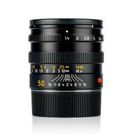 Used Leica 50mm Summilux-M f/1.4 w/ Original Box, Pre-ASPH, Uncoded