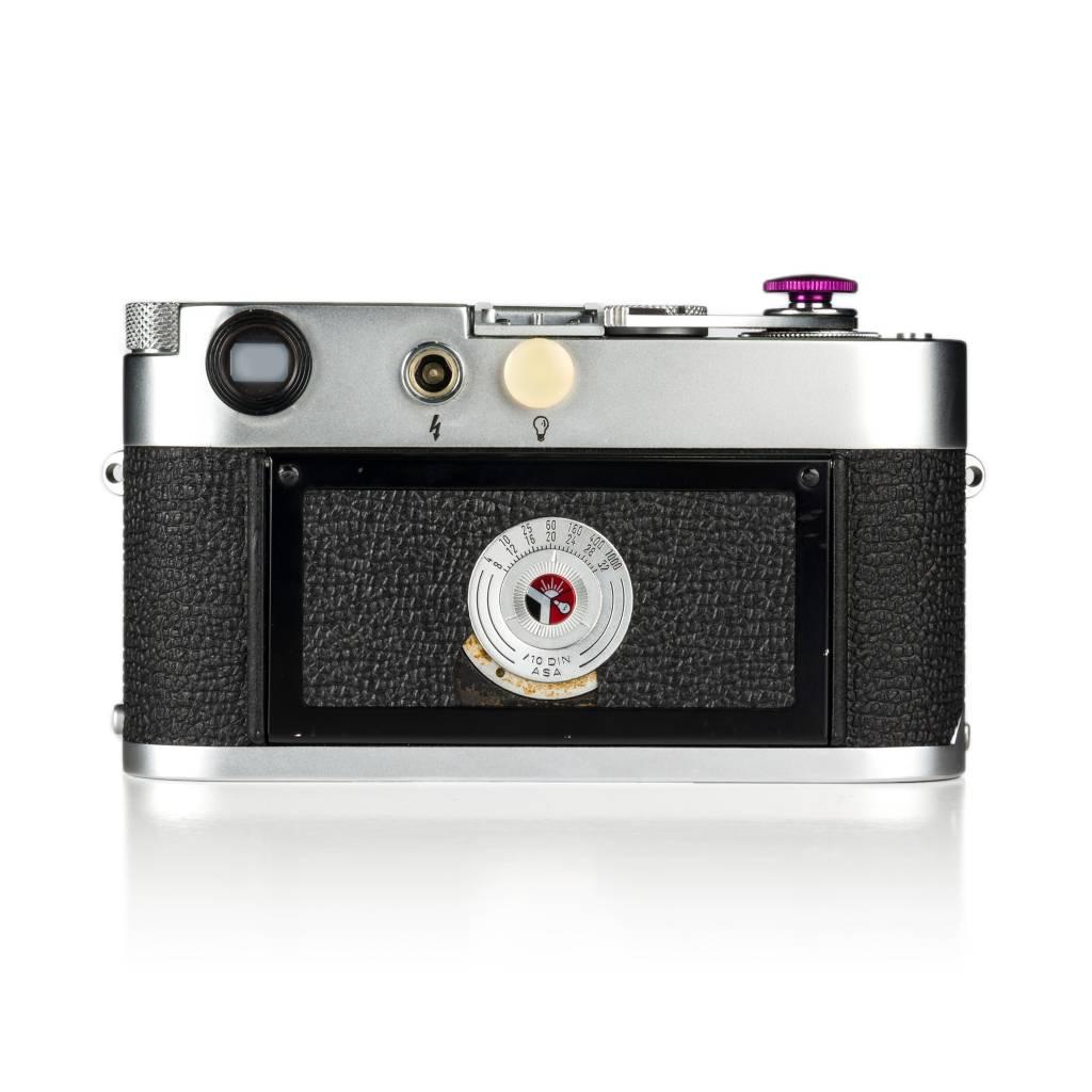 Used Leica M2 Silver Chrome, No Box