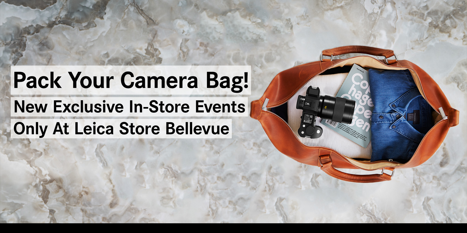 Leica Store Bellevue - Leica Store Bellevue