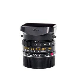 28mm Elmarit ASPH f/2.8 (S/N 4192196)