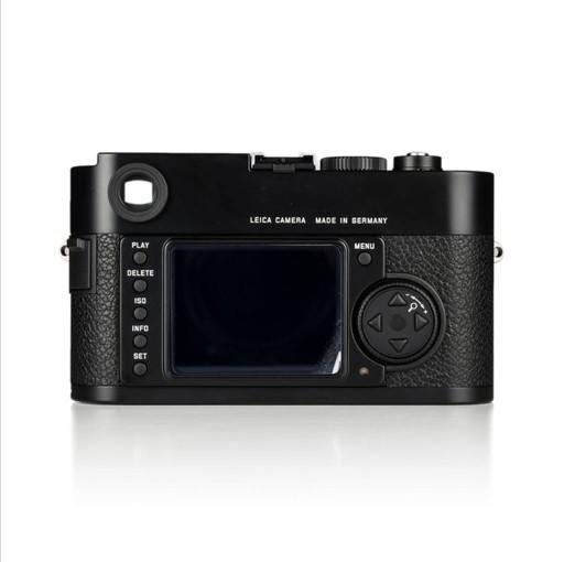 Used Leica M9 Black Chrome w/ 2 Extra Batteries, Thumbs Up, Hand Grip, Original Box