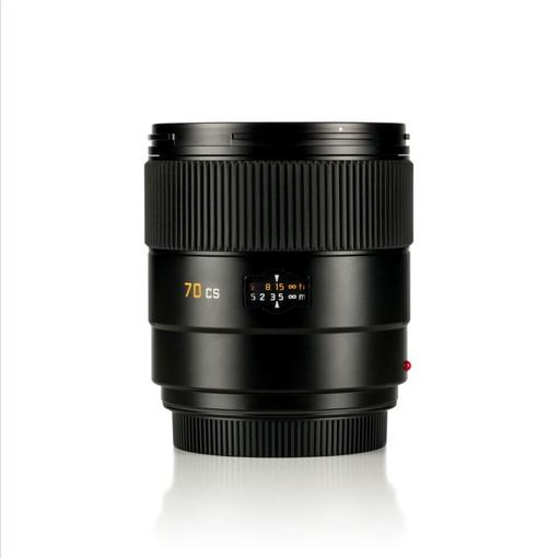 Used Leica Summarit-S 1:2.5 / 70mm ASPH CS