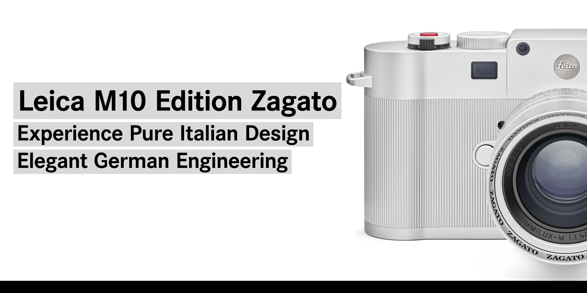 M10 Edition Zagato