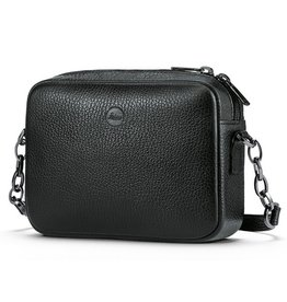 Handbag - C-Lux Leather 'Andrea' (Black)