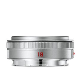 18mm f/2.8 ASPH Elmarit Silver Anodized (TL)