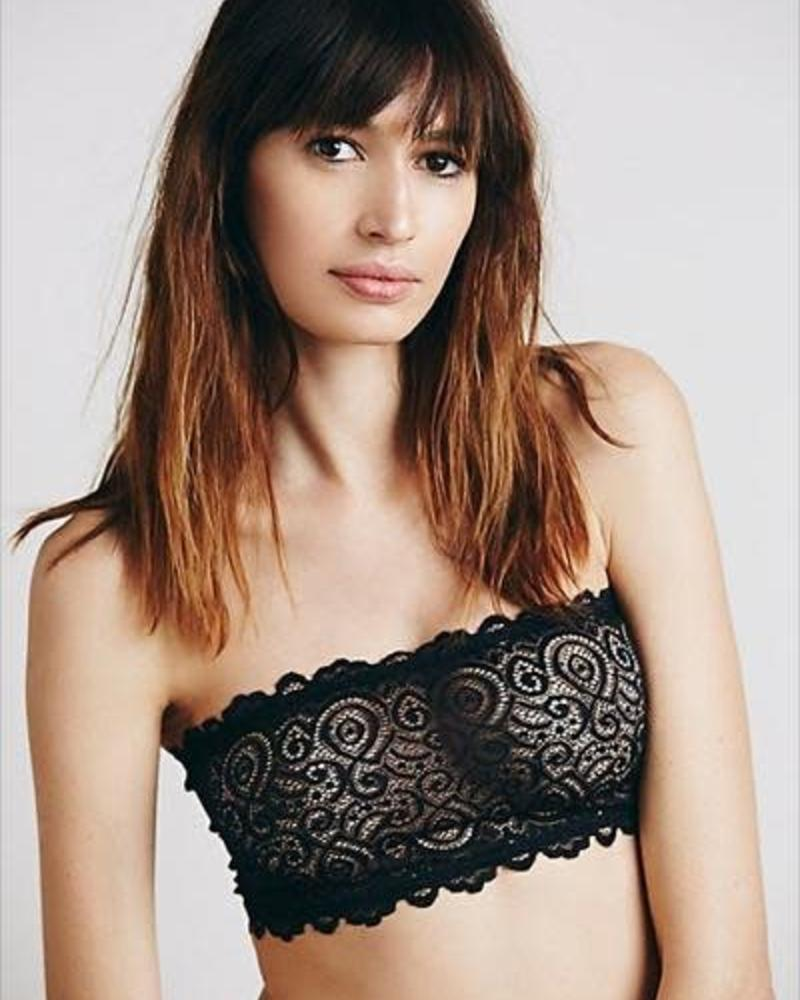 Free People Seamless Lace Bandeau | 3 Colors!