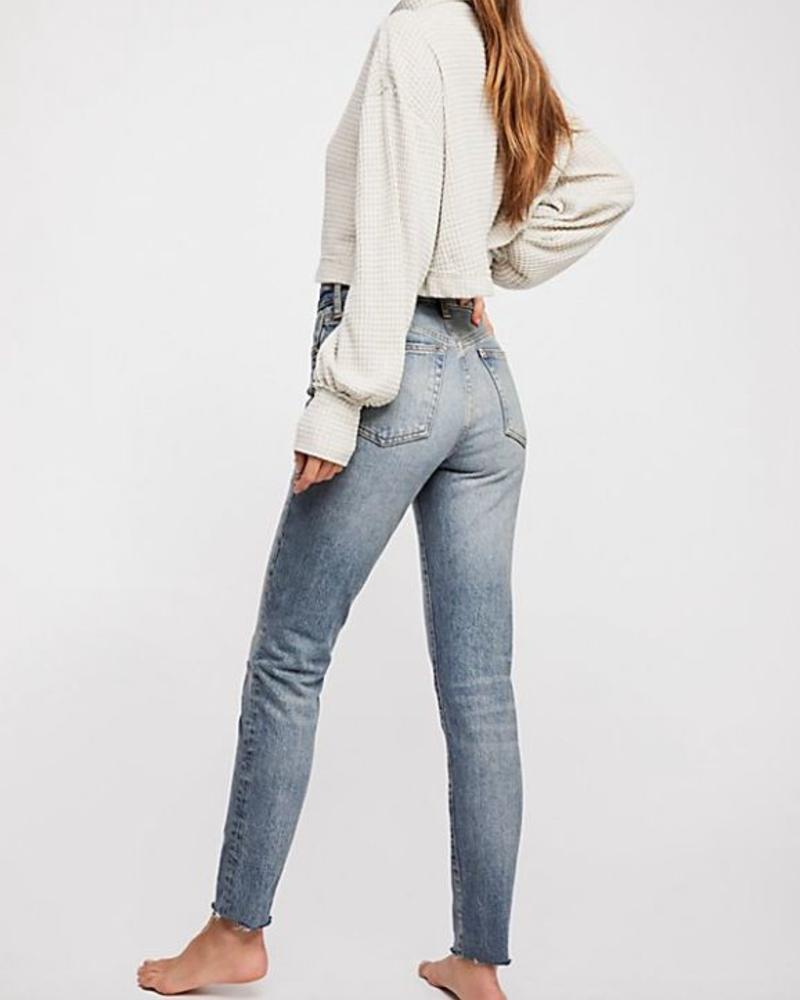 Free People Stella Skinny Jean
