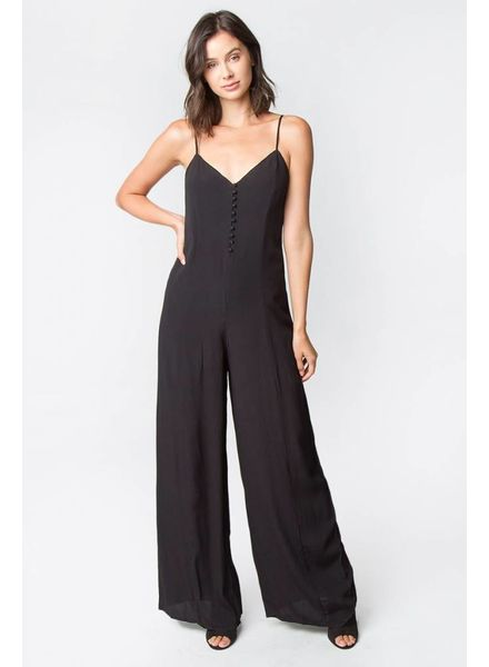 SUGAR + L!PS Reine Wide Leg Jumpsuit